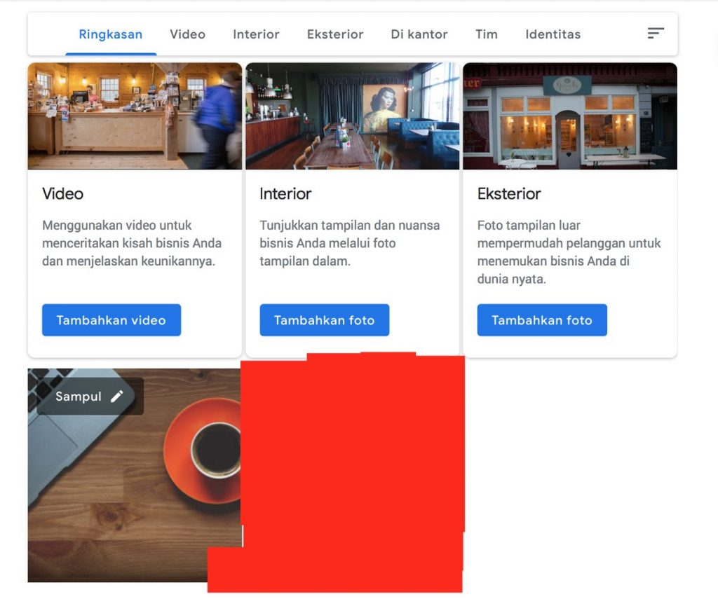 Photos - Fitur-fitur Google My Business